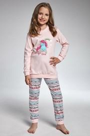 Cornette Magic Time lányka pizsama