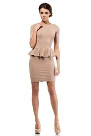 Fodros női ruha Moe014