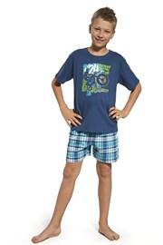 Motocross fiú pizsama