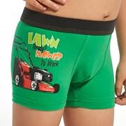 Lawn Mower fiú boxeralsó
