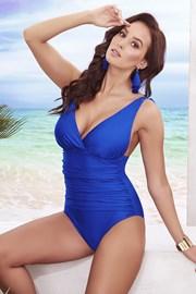 Sofia Blue egyrészes női fürdőruha