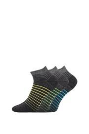 Piki 45 alacsony zokni, 3 pár 1 csomagban