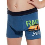 Race fiú boxeralsó, kék