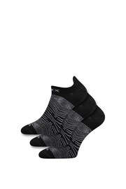 Rex zokni fekete, 3 pár 1 csomagban