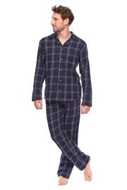 David férfi pizsama kabátkával
