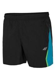 Férfi sport rövidnadrág 4f Black
