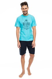 RÖSSLI Miami Tyrkys férfi pizsama