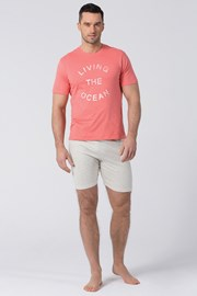 RÖSSLI Living The Ocean férfi pizsama