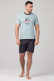 RÖSSLI California Summer férfi pizsama