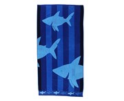 Sharky strand fürdőlepedő
