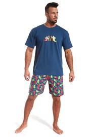 CORNETTE Chilli Siesta férfi pizsama 100%-os pamut