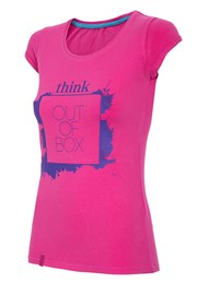 Think out of box női sportpóló