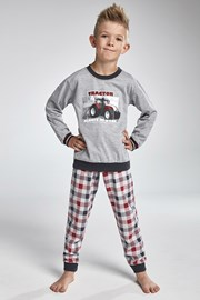 Cornette Tractor fiú pizsama