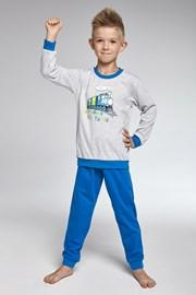 Cornette Train fiú pizsama