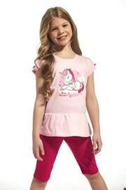 Unique pamut lányka pizsama