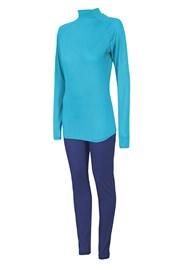 4F Thermo Dry női szett - funkcionális póló és jégeralsó