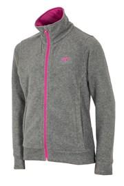 Grey 4f - lányka fleece szabadidő felső