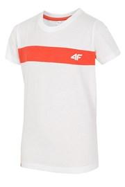 White 4F - pamut gyerek póló