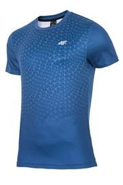 4F Dry Control Dynamic Blue funkcionális férfi póló