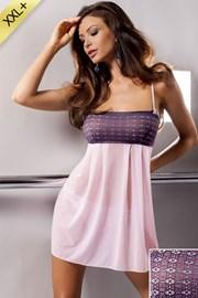 Muna szett - luxus hálóing és női alsó