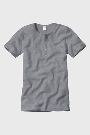 CECEBA férfi póló bordázott anyag