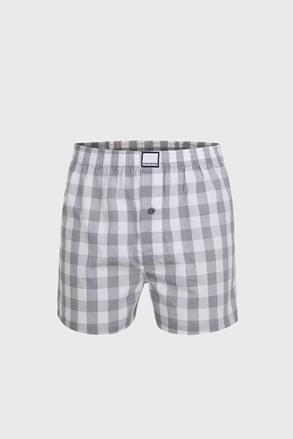 Grey Check férfi alsónadrág