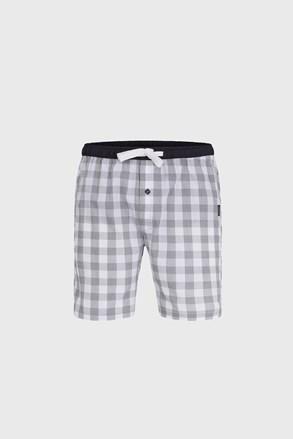 Ceceba Grey rövid férfi pizsamanadrág