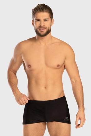 Rio boxer szabású fürdőnadrág, fekete