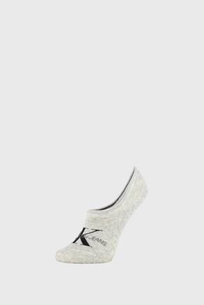 Calvin Klein Brooklyn szürke női zokni