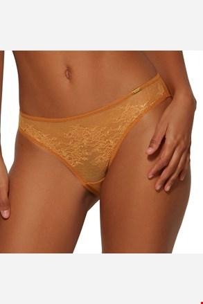 Gossard Glossies Lace női alsó, sárga