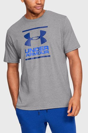Szürke-kék póló Under Armour Foundation