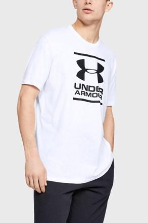 Fehér póló Under Armour Foundation
