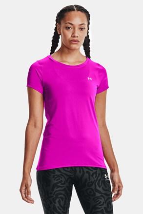 Under Armour HG rózsaszínű sport póló
