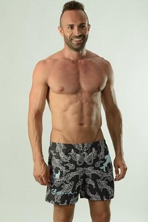 GERONIMO Cyprinus short szabású férfi fürdőnadrág rövid