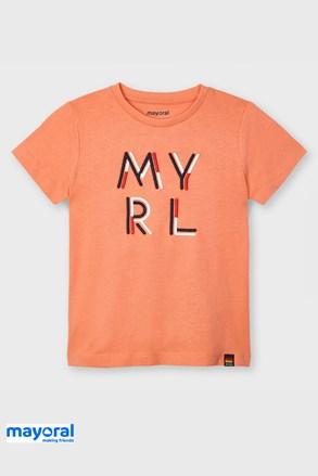 Mayoral Apricot gyermek póló