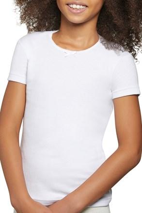 Simple pamut lányka póló