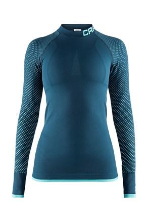 CRAFT Warm Intensity női póló, kék
