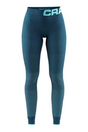CRAFT Warm Intensity női jégeralsó, kék