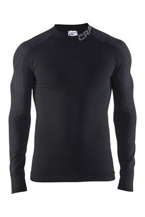 CRAFT Warm Intensity Black férfi póló