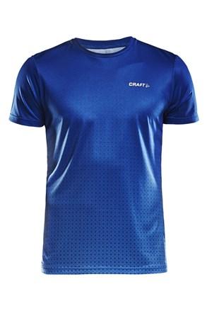 CRAFT Run Breakaway Two férfi póló, kék