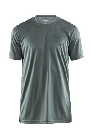 CRAFT Eaze Graphic férfi póló, zöld