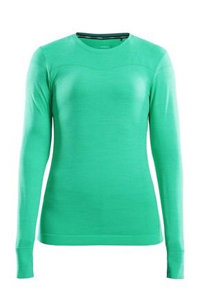 Craft Fuseknit Comfort női póló, világos zöld