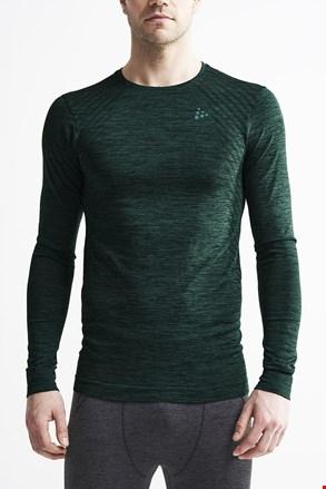 Craft Fuseknit Comfort férfi póló sötét zöld