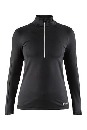 CRAFT Prep Black funkcionális női sport garbó