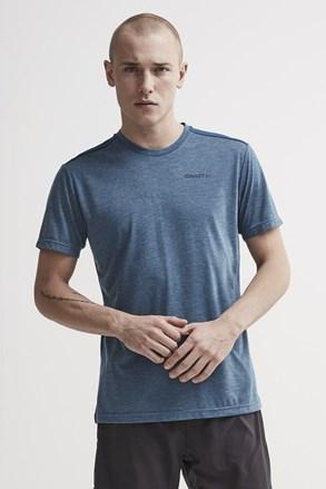CRAFT Charge férfi póló, kék