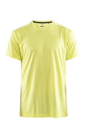 CRAFT Charge férfi póló, zöld