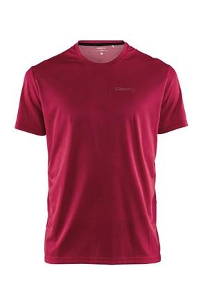 CRAFT Eaze férfi póló, piros