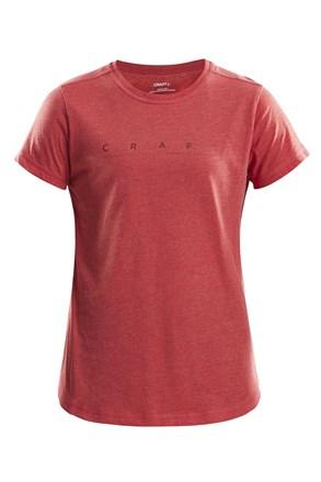 CRAFT Deft női póló, piros