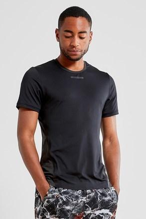 CRAFT Vent Mesh SS férfi póló fekete