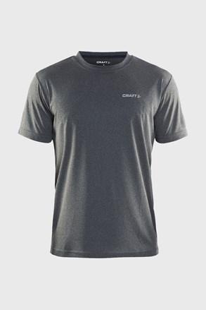 CRAFT Prime férfi póló sötétszürke